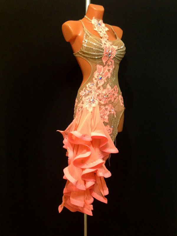 292 best Ballroom Competition Dresses images on Pinterest ...