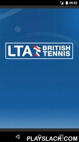 LTA Tournament Software  Android App - playslack.com , The app for the LTA tennis player,quickly find your leagues, tournaments, matches, players, teams or clubs.Clubs or league organizers can enter results from their phones!All leagues from lta.tournamentsoftware.com can be found in the app.