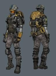 space suit concept art - Google Search