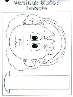 Baú de Recursos para o Ministério Infantil: Fantoches