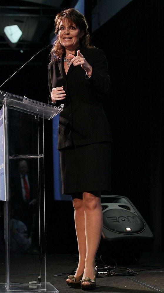 Sarah Palin's Feet | Sarah palin, Sarah, Feminism