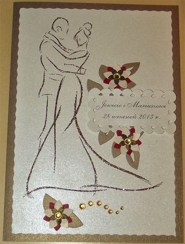 Photo a tu w innej wersji kolorystycznej embroidery on