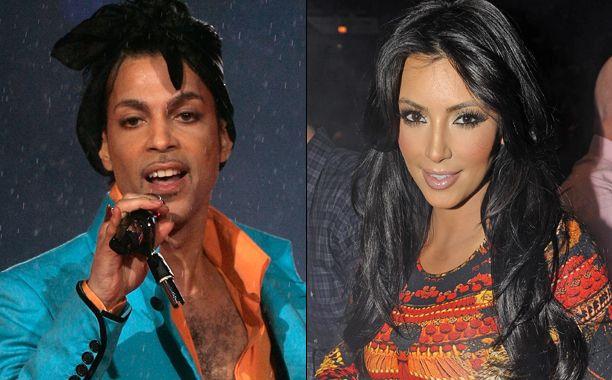 See Prince kick Kim Kardashian off stage #KimKardashianBabyBoy...: See Prince kick Kim Kardashian off… #KimKardashianBabyBoy #KimKardashian