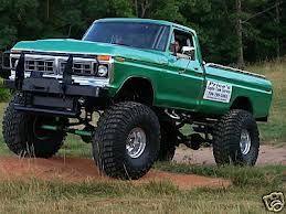 big ford trucks - Google Search