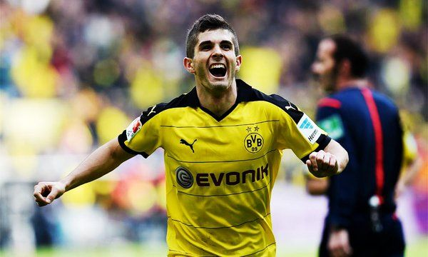 Dortmund - Christian Pulisic