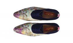 markthal rotterdam schoenen paars suede horn of plenty purple mascolori