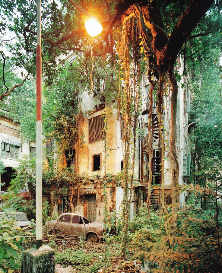 Unknown Places To Visit In Kolkata: 11 Best Abandoned Images On Pinterest