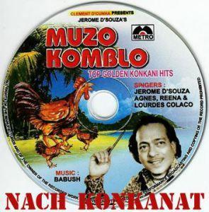 Jerome Dsouza-NACH -KONKANAT