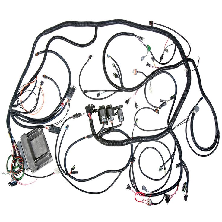 AAA Quality Wholesale 5 3 Standalone Wiring Harness