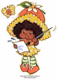 """Classic"" Orange Blossom w/ Marmalade Butterfly"