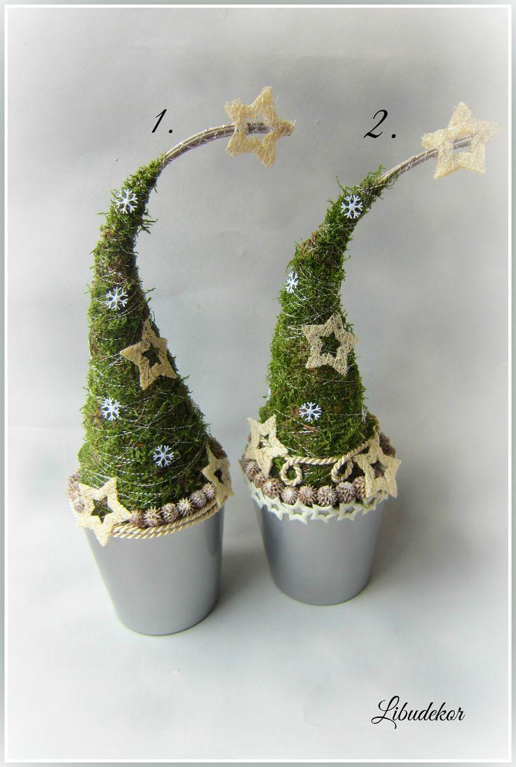 Vánoční+stromeček+mecháček+1......sleva+Vánoční+stromeček+mecháček+je+dozdoben+sisal+hvězdičkami,+vločkami,+sušinou,+krouceným+provázkem.+Květináč+je+keramický.+Stromečky+jsou+vysoké+41cm,+průměr+květníku+13cm.+Cena+je+uvedena+za+jeden+kus!+V+NABÍDCE+JE+POUZE+STROMEČEK+ČÍSLO+2.
