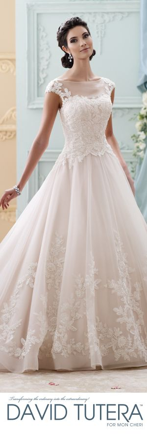 David's Bridel Wedding Dresses 2015 Summer