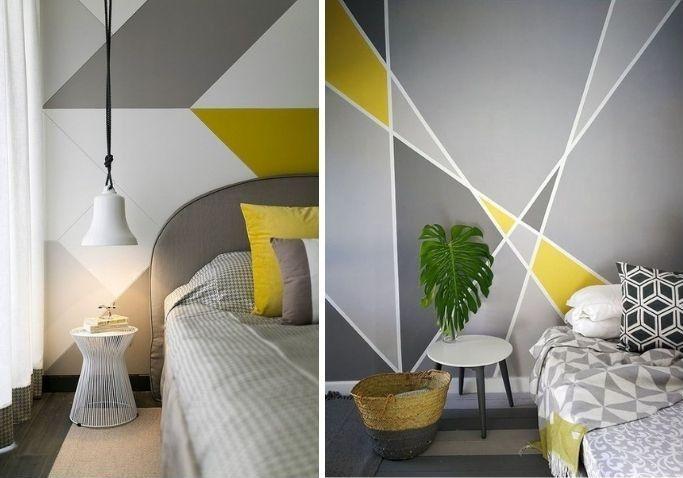 Ideas de decoración con el Pantone 2021: Ultimate Gray & Illuminating Curtains, Home Decor, Color Coordination, White Bathroom, Gray, Calm Bedroom, Loft Style Homes, Color Of The Year, Interior Design