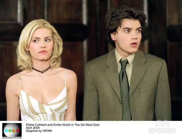 Elisha Cuthbert And Emile Hirsch In The Girl Next Door April 2004 Supplied  By WENN (