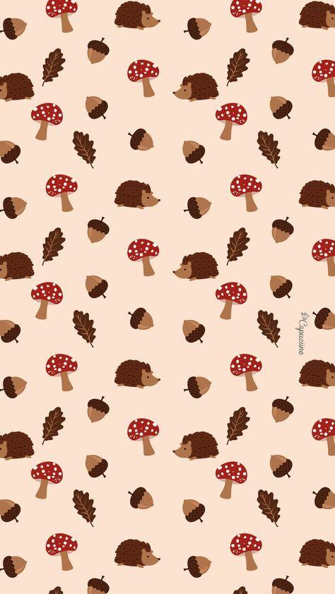 Fond d 39 cran automne la capuciine wallpapers pinterest for Fond ecran jul