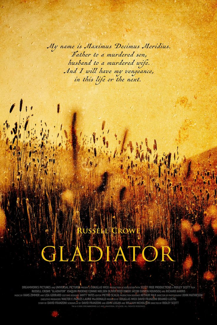 https://flic.kr/p/RS23nW | #Movie #Poster Gladiator (2000) [1080 x 1620] | via Tumblr junaidrao.tumblr.com/post/158666130222/movie-poster-gladi...