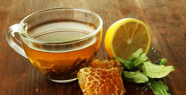Honey and Lime Mix one tablespoon of honey and 2-3 drops of fresh lime juice in one cup of water. Drink this mixture when warm. Honey relieves a runny nose and cough as well.