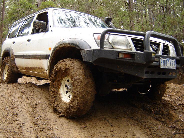 My Best 4WD - GU Nissan Patrol 4.2D DX