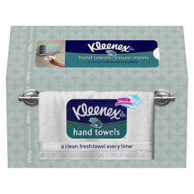 Kleenex White Hand Towels