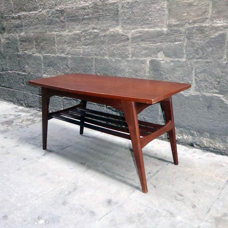 Mid Century Danish coffee table, 60-70s |