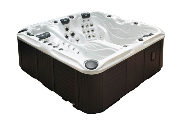 The Euphoria Spa combines the most innovative spa massage ever developed with a 4-person configuration that provides multiple types of invigorating massage. The Levitation Bed ™ was developed by Passion Spas and allows the user to lie face down or face up on the massage bed for a head-to-toe massage on both the front and back of the body.