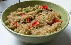 Ensalada fría de quinoa - IMujer