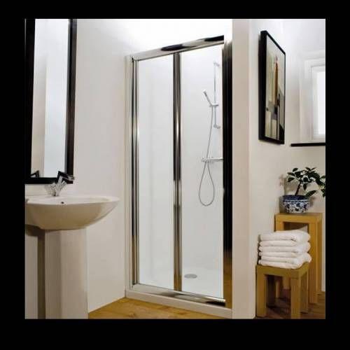 Porte de douche pliante 760mm - Image 1