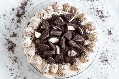 No-Bake Cookies and Cream Cheesecake   A Pioneer Woman