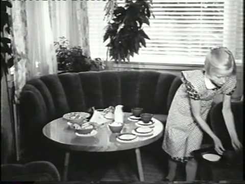 Plastexin mainos 60-luvulta.