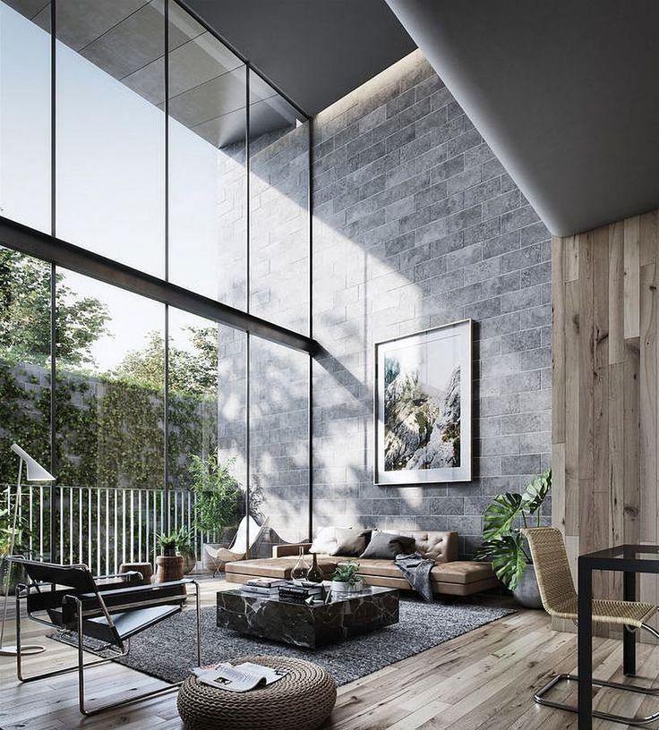 """3,574 curtidas, 53 comentários - House Design & Inspiration (@houseinspo365) no Instagram: """"◾ Beautiful livingroom ▫ ▫ ▫ ▫ ◾ Follow @houseinspo365 for more ◾ Check other posts ↖ ▫ ▫ ▫ ▫…"""""""