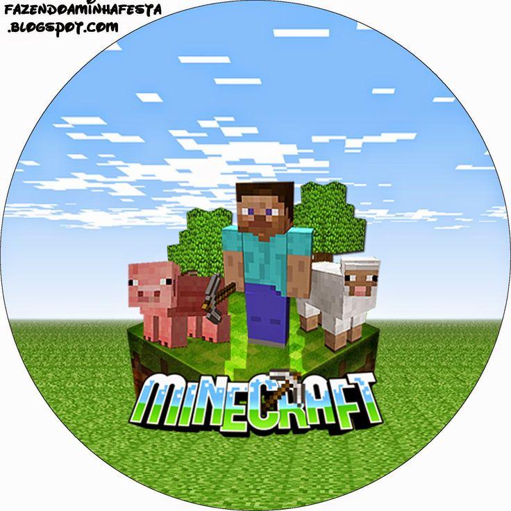 17 best Kids images on Pinterest | Birthdays, Minecraft birthday ...