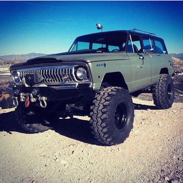 19 best Wagoneer images on Pinterest | Jeep wagoneer, Off ...