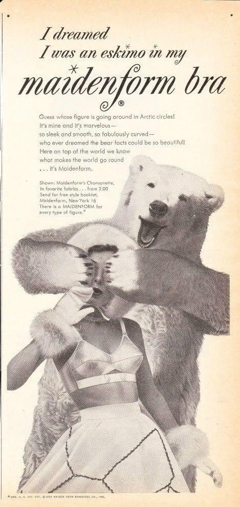 102 best vintage maidenform bra ads images on pinterest