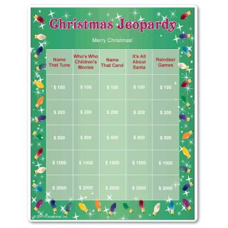 adult christmas party game for teams works well at office christmas parties - Office Christmas Party Games