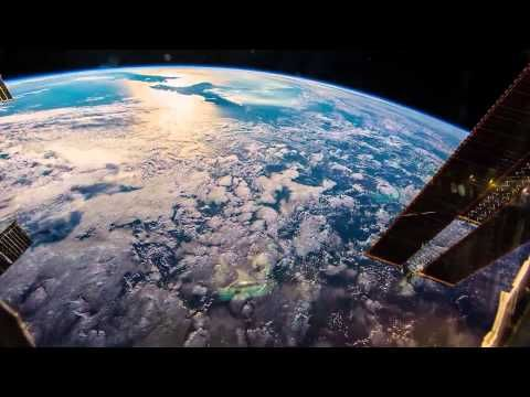 New Zealand From Space | Новая Зеландия Из Космоса