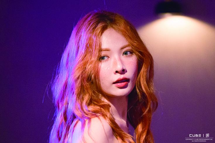 #pentagon #hui #e'dawn #199x #kim hyuna #triple h #HyunA #365fresh