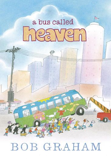'A bus called heaven' By Bob Graham   CBCA Book of the Year winner for 2012.   A gorgeous book about the power of  community, teamwork and the influence one child can make. Absolutely love this book.