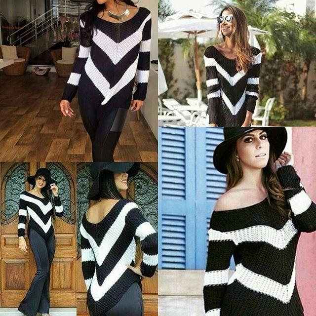 Um dos modelos queridinhos do inverno 2016 é esta belissima blusa de tricot listrada em bico V. Disponível na loja na cor caramelho por apenas 94,90. Peça única!  Snapchat: LOJASLOTT Disponível na loja física ou pelo whatsaap (18) 99610-3513. Acesse nosso site www.lottstore.com.br  #outonoinverno #outonoinverno2016 #frio #blusa #blusafrio #blusatricot #feminino #moda #modafeminina #fashion #style #estilo #tendencia #lottstore #look #lookdodia #lookinverno #bijoux #iloveit #estilo #roupa