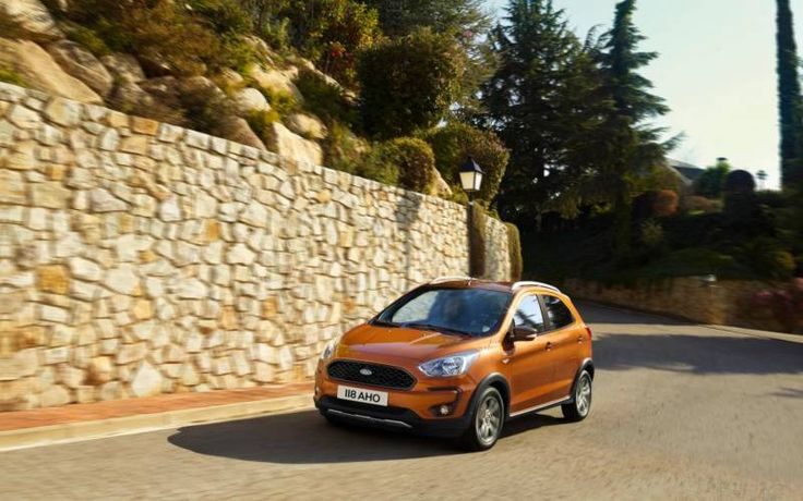 FORD KA+ ACTIVE 2020 in 2020 Ford, Sport utility vehicle