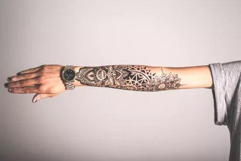эскизы тату рукава для девушек: 19 тыс изображений найдено в Яндекс.Картинках