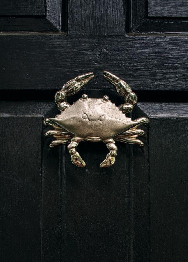 Door Knocker - Crab