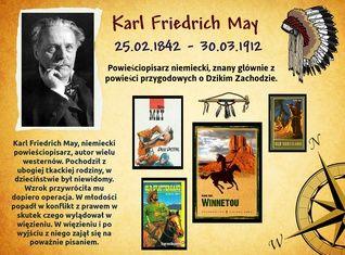 Karol May (25.02.1842-30.03.1912)