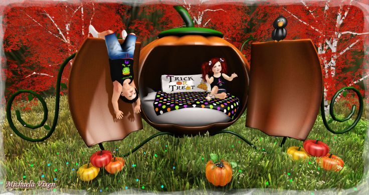 https://flic.kr/p/MsREmw | Michaela - Pumpkin Kids | Pumpkin Kids  Location…