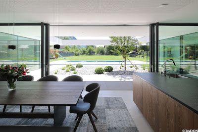 Fotografia RADON / Norman Radon: Haus K.   – Bauhaus