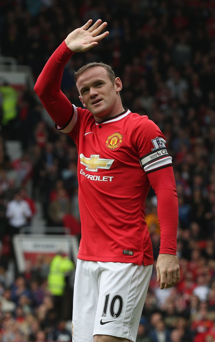 At the start of the the 2014 15 season wayne rooney was appointed captain of