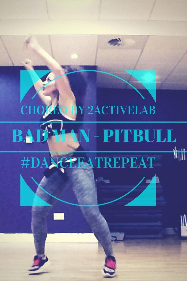 BAD MAN - PITBULL ZUMBA FITNESS CHOREO BY 2ACTIVELAB #workout #dance #dancefitness #zumba #zumbafitness #zin #zinchoreo #zinfamily #zinlove #zumba2016 #zumbauk #zumbachoreo #choreo