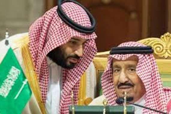Icymi صورة جديدة للملك سلمان مع ولي العهد تشعل تويتر الله يحفظهما In 2020 Prisoners Of War Royal Family Saudi Arabia