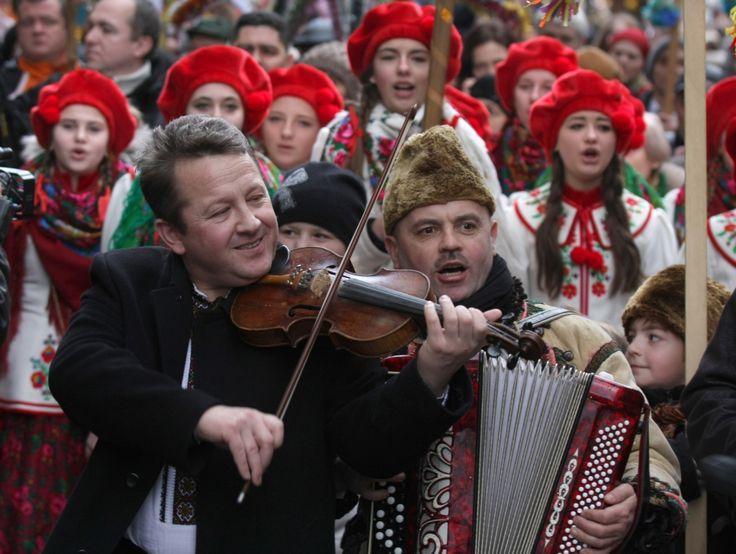 Різдвяні звізди у Львові