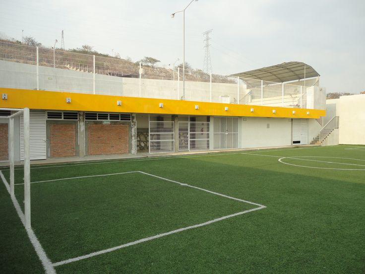Galería de Colegio Octavio Paz / Ricardo Espinosa Arquitectos - 8