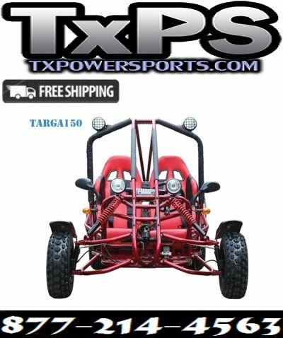 Taotao Targa 150 Spider Go Kart High End Go Karts Buggys